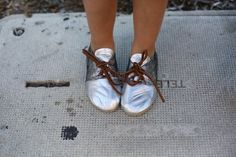 Silver Sensation Oxfords by Lili Collection Shoes   https://lilicollection.com/product/silver-sensation-oxford-new/
