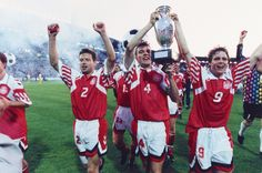 Enjoyed how the Danish national football team -without any preparation- finally…