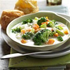 Best Broccoli Soup Recipe