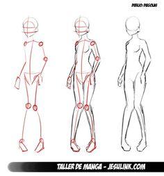 con esto me sera más fácil dibujar anime xD