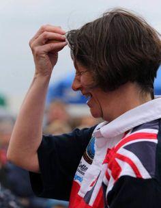 British – The World Championship Throwing Eggs