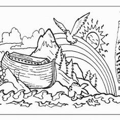 First Commandment Clip Art | Christian Kids Actives - Coloring Pages - Crossmap