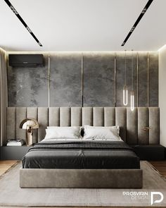 Small Bedroom Ideas - All the bedroom design ideas you'll ever require. Find your design and produce your desire bedroom plan whatever your spending plan, style or room dimension. Luxury Bedroom Design, Master Bedroom Design, Bedroom Designs, Master Suite, Interior Design, Master Bedrooms, Luxury Master Bedroom, Interior Ideas, Bedroom Styles