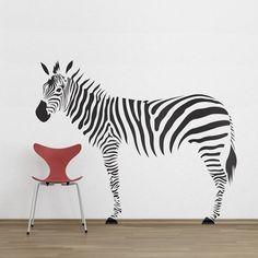 zebras klebebild collage mit tonpapier schule pinterest tonpapier collage und schule. Black Bedroom Furniture Sets. Home Design Ideas