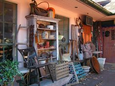 Tips for a Successful Estate Sale - something to consider when you're going to share housing. Maybe you and your roommate-to-be could combine your items into a single sale, and net some cash to use on your new shared space?