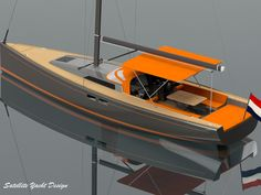 Yacht Design, Boat Design, Speed Boats, Power Boats, Luxury Yachts, Luxury Boats, Holland, Sailboat Yacht, Boat Projects