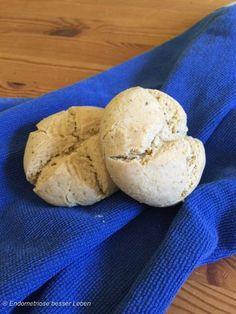 Brötchen aus Kochbanane