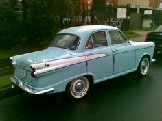 1962 Morris