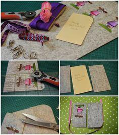 Ein Blog über meine genähten Sachen und mehr. Sticken, plottern und nähen. Gerne auch Sachen aus Wollfilz und co.
