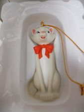 Grolier DIsney Duchess Cat Aristocats DCO Christmas Magic Ornament