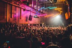 Trouw- #club that is highly appreciated around the world due to its exquisite taste in techno music. It also provides a space for many various events such as exhibitions, concert and have one of the best restaurants in Amsterdam. #trouw #techno #amsterdam