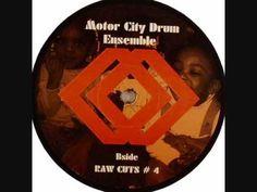 Motor City Drum Ensemble - Raw Cuts #4
