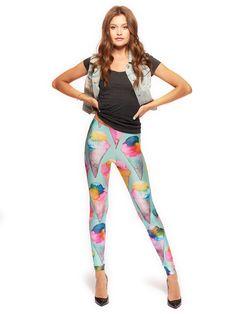 Cucuruchos Queen West Leggings #leggings #legs #icecream #icreamcones #sweet #summer #cute #happy #girly #apparel #ninola #ninoladesign #nuvango #yogi #love #fitness #gym #workout #clothes #patterns #colorful #fashion