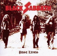 Black Sabbath. Dark and a sound that would smash through you like a locomotive.