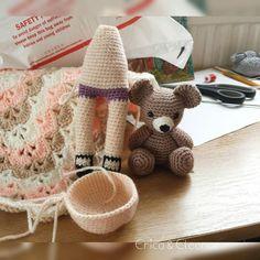Good morning!   #teddybear #crochet #maternity #pregnant #nurserydecor #nursery #doll #amigurumi #toy #haken #häkeln #ravelry #mycrochetdoll #babyshower #stylecraft #crochetersofinstagram #crochetlove #spring #ericaandeleanor #etsy #tiny #brown #bear #teddy #handmade #yarn #photography #newborn #newbaby #stylecraftspecialdk by ericaandeleanor