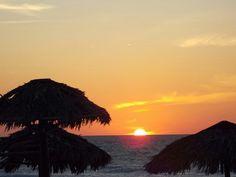 #Cuba #Sunset varadero