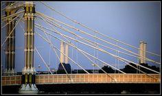 My favourite bridge - Albert Bridge
