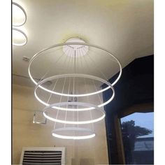 Warmly - Home Decor & Luxury Lighting, Cool Lighting, Modern Lighting, Lighting Concepts, Lighting Design, Room Lights, Ceiling Lights, Ring Chandelier, Entryway Chandelier