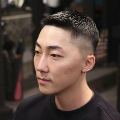 Asian Men Hairstyles: 28 Popular Haircut Ideas #asianhairstyles #asianhaircuts #asianmanbun #asianundercut #asianfadehaircut #menshairstyles #menshair #menshaircuts #koreanhaircut #koreanhairstyle #eboy #eboyhaircut #kpop #kpophairstyle Asian Fade Haircut, Asian Undercut, Korean Haircut, Crop Haircut, Asian Hairstyles, Asian Men Hairstyle, Men Hairstyles, Haircuts For Men, Eboy Hair
