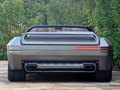 Lamborghini Athon Speedster Concept (Bertone) (1980)