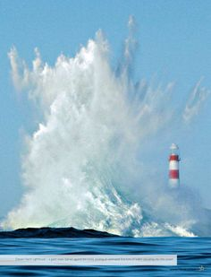 Gerald Hobeman is a world-renowned photographer, and his latest book Lighthouses of South Africa is a landmark in lighthouse literature