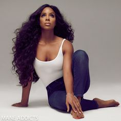 Kim Kimble transforms Kelly Rowland into 4 iconic beauties of the past #manemuse http://maneaddicts.com/2015/06/09/mane-muse-kelly-rowland/