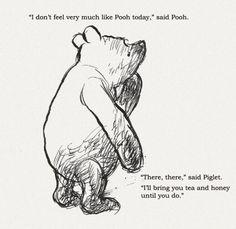 I don't feel very much like Pooh today. - 13 x de beste quotes van Winnie de Poeh - Nieuws - Lifestyle