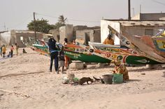 7 Reasons to go surf in Senegal — Medium  #surf #travel #africa #wanderlust  photo @Ngor Island Surf Camp