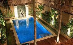 Luxury 3 bedroom modern Balinese villas in a fantastic location with indoor pool
