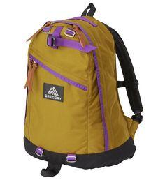 90年代カラーのレトロポップなグレゴリー新バッグが豊作です! | アウトドアファッションのGO OUT WEB Mothers Bag, Backpacks, Bags, Fashion, Create, Handbags, Moda, Fashion Styles, Backpack
