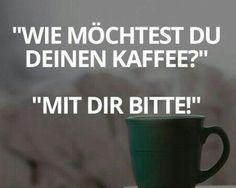 #wie möchtest du deinen kaffee?