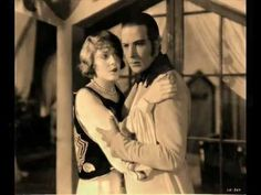 Rudolph Valentino ~ True Romance - such a beautiful video that I could watch over and over....