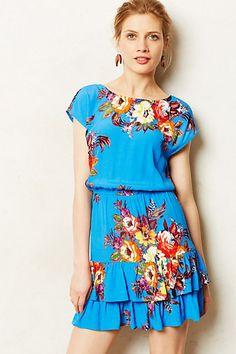 Mandra Dress #anthropologie #anthrofave