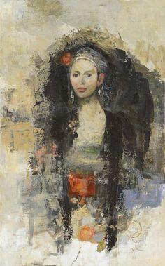 Paintings of Goxwa: Figures.