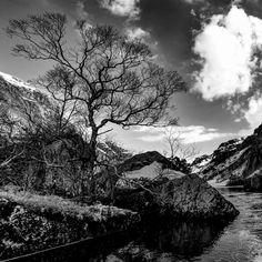 Risks - Clickasnap Way Down, I Fall, Norway, Nature
