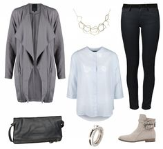 #Herbstoutfit Locker ♥ #outfit #Damenoutfit #outfitdestages #dresslove