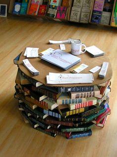 Ten tips to place the books that do not fit in house// Diez ideas para colocar los libros que no te caben en casa