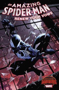 The Amazing Spider-Man - Renew Your Vows #3 by Adam Kubert