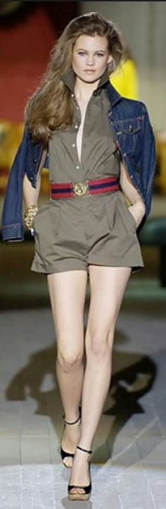 DSQUARED² SPRING 2007 READY-TO-WEAR