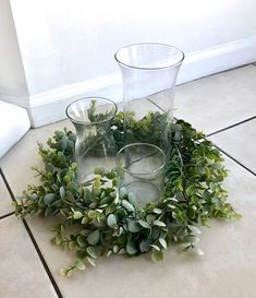 Excited to share this item from my shop: Eucalyptus Garland Artificial Eucalyptus Garland Wedding Centerpiece Eucalyptus Wreath Greenery Garland Table Wreath Succulent Wedding Table Centerpieces, Wedding Flower Arrangements, Wedding Bouquets, Centerpiece Ideas, Centerpiece Flowers, Simple Wedding Centerpieces, Graduation Centerpiece, Candle Centerpieces, Lantern Centerpiece Wedding
