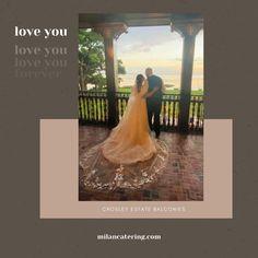 love you, love the Crosley Plan Your Wedding, Wedding Planning, Sarasota Bay, Star Wedding, Event Design, Balcony, In This Moment, Weddings, Terrace