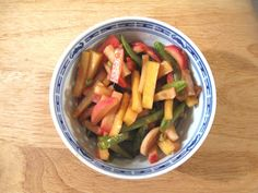Mystery Lovers' Kitchen: Pickled Vegetables