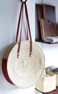 Zoila Beach Bag by AmanoNicaragua on Etsy