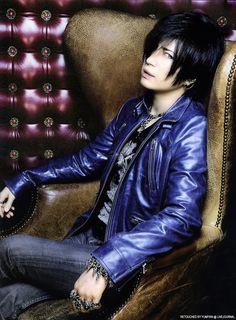 Gackt, Japanese musician/actor