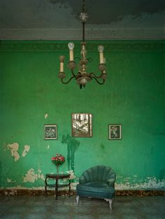 The colors of Cuba as you've never seen them before