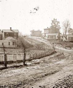 "indypendenthistory: "" Civil War, Atlanta, 1864, George N. Barnard """
