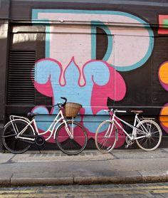 Shoreditch bikes
