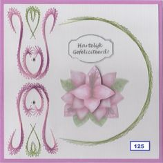 Dalara Creative: Stitching Pattern 125