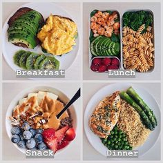 meal prep plans New Week Meal Prep inspo *Swipe for Five delicious healthy meal plan ideas! Calories per day are 2000 on average.If you require Healthy Meal Prep, Healthy Snacks, Healthy Eating, Healthy Recipes, Healthy Deserts, Healthy Food Tumblr, Clean Eating, Detox Recipes, Meal Prep Plans