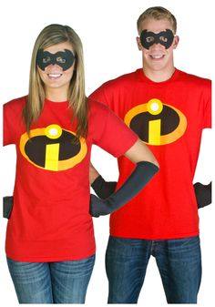 Maybe we could go as the Incredibles & I could make a tshirt like this for Ryan?